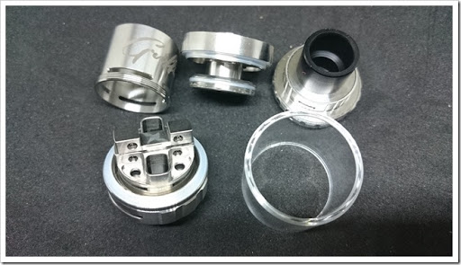DSC 2463 thumb%25255B3%25255D - 【RDA&RTA】「Geekvape Tsunami 24 RDA Glass Windowバージョン」&「Griffin 25 Mini RTA」2製品レビュー!【追記あり】