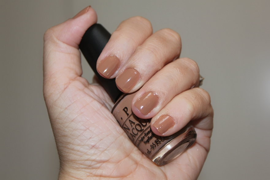 Opi San Tan Tonio Nail Polish Spring Summer 2011 Texas Collection The Non Blonde