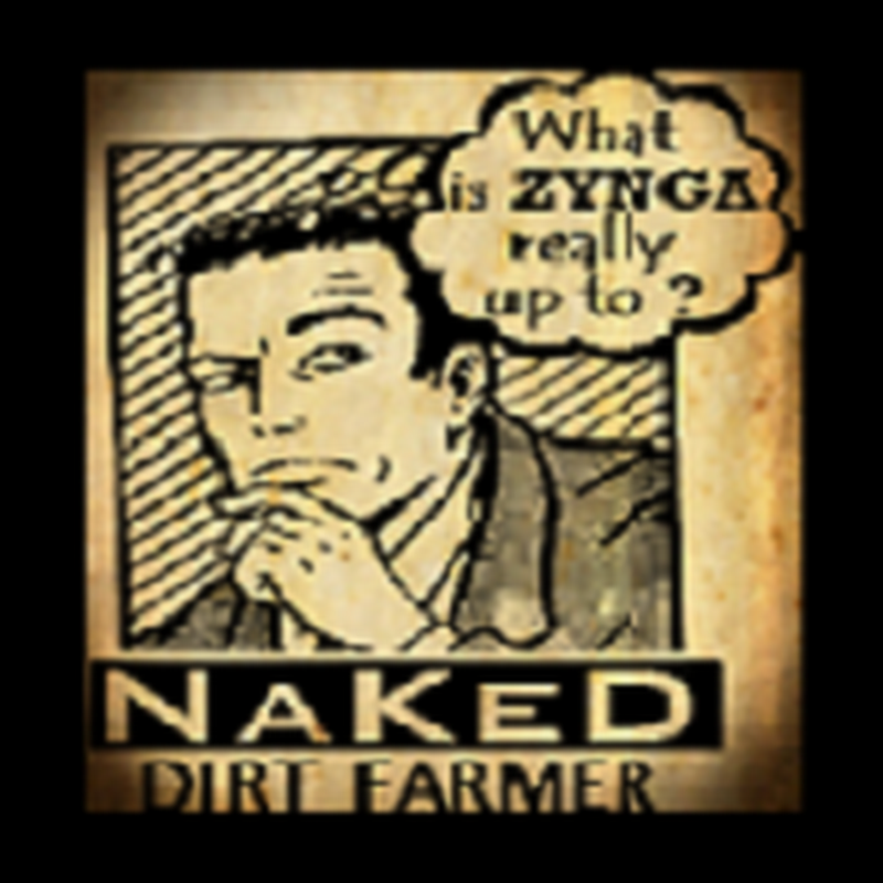 NAKED DIRT FARMER No.17 We have a Secret Angel Among Us
