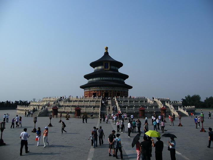 ¿Qué ver en Beijing? El Templo del Cielo