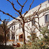 Jardí i façana principal del balneari Prats