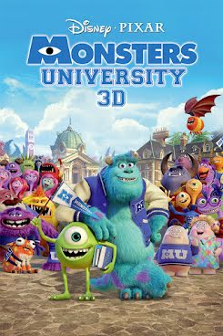 Monstruos University - Monsters University (2013)