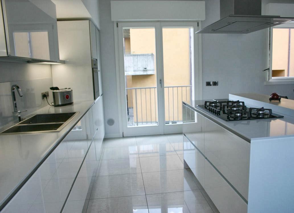 Schienale Cucina In Vetro. Latest Carattere Di Scavolini Un ...