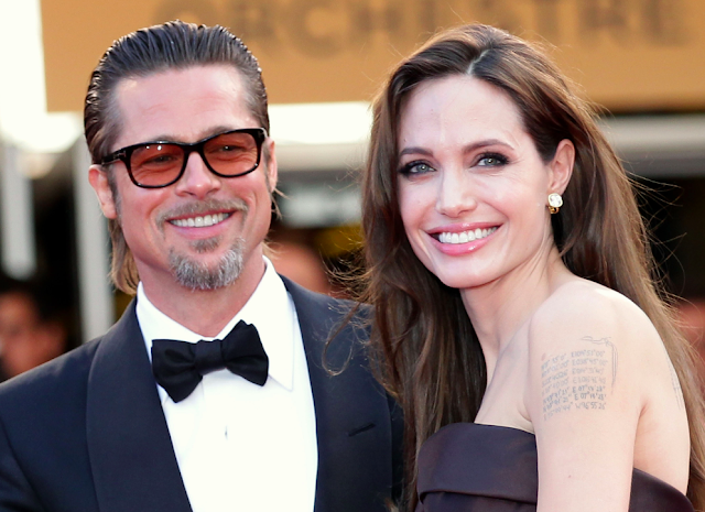 Trouble in paradise!! Angelina Jolie Files for divorce from husband brad Pitt!