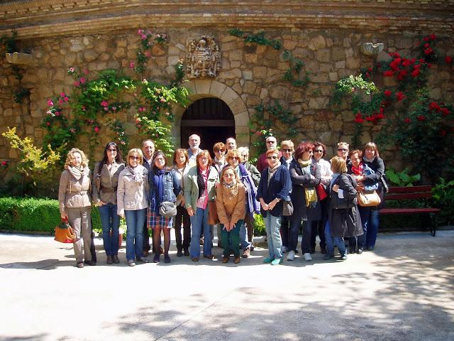 Visitas castillo 2013
