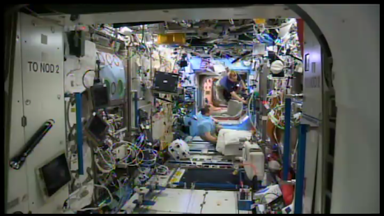 ISS HD Live: View Earth Live 13