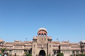 Photo: Laxmi Niwas palace, now a 5 star hotel