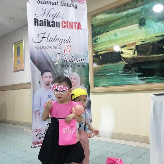 Selamat Pengantin Baru, Blogger Yaya Natsumi