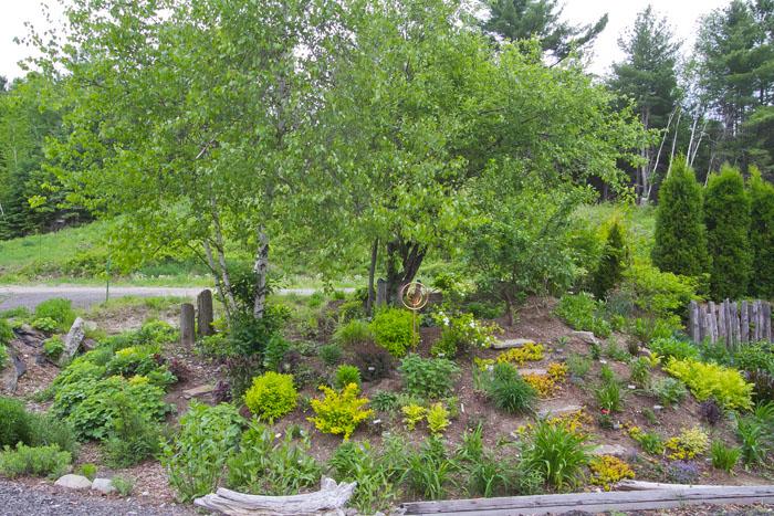 Afficher le sujet le jardin baroque for Baraque jardin