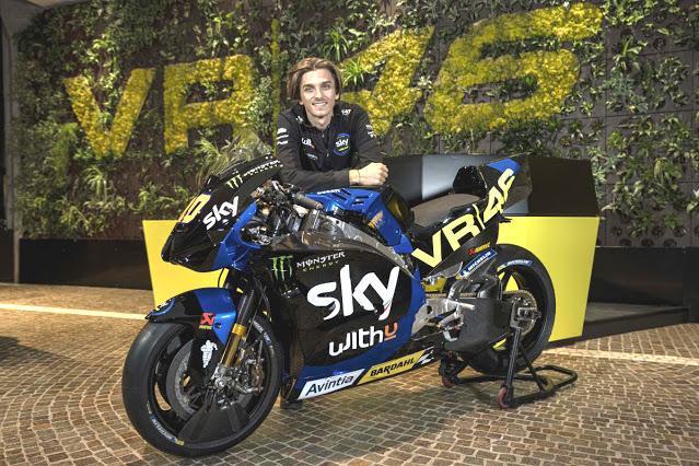 Tim VR46 Dipastikan Bertahan Di MotoGP Hingga 2026, Mulai Tahun Depan Disokong Sponsor Baru