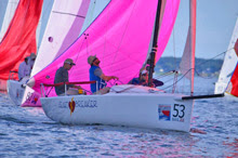 J/70 Heartbreaker- Bob Hughes at J/70 North Americans