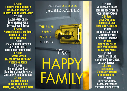 The Happy Family Blog Tour