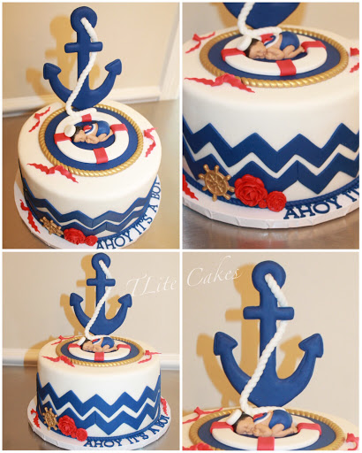 Ahoy Itu0027s A Boy Baby Shower