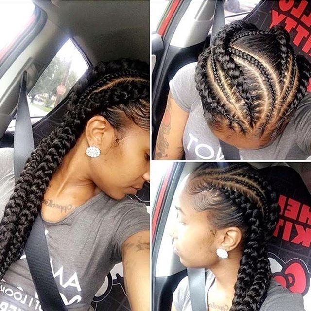 Ghana Weaving Hairstyles 2017 2018 Braids