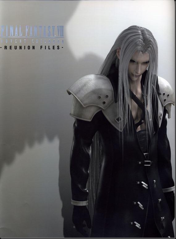 Final Fantasy VII Advent Children -Reunion Files-_854343-0001