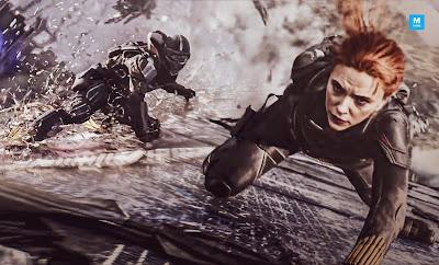 Black Widow Final Battle