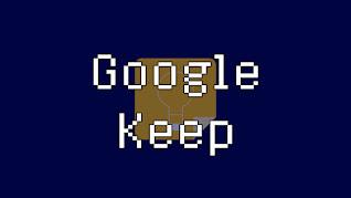 como usar google keep