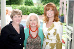 Ret Stansberger, Ginny Tigue and Kris Lindsay
