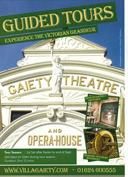 Gaiety Poster