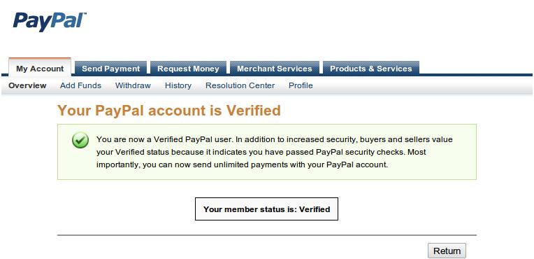 Verifikasi Paypal Menggunakan Bank Lokal 13