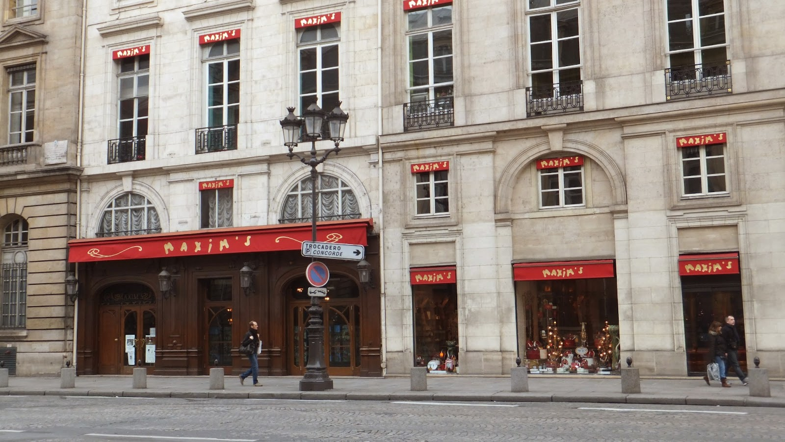 Maxim´s, París