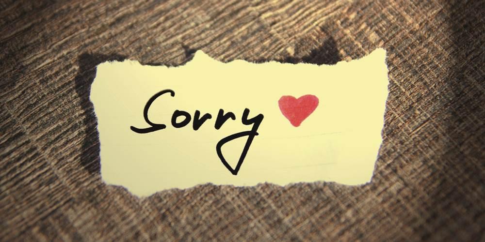 Nghệ thuật xin lỗi