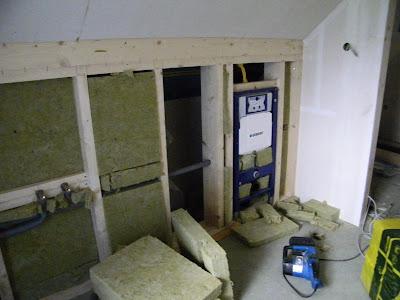 Bautagebuch solingen d mmen d mmen und noch viel mehr - Innenwand dammen mit steinwolle ...