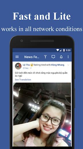 Download Messenger for Facebook Lite Google Play softwares