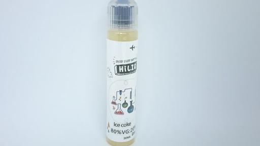DSC 6991 thumb%255B2%255D - 【リキッド】「Ice Coke」「Ice Peach」「Ice Orange」HILIQ高濃度リキッドアイス系3種レビュー。ちべた~いひんやりリキッド【ハイリク/HILIQ/海外】