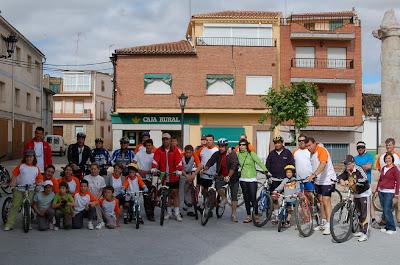 XIII Edicion del Dia de la Bici, en Mayo de 2009