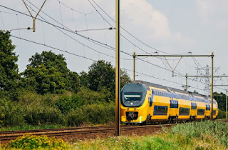 All Dutch trains are now powered by 100% wind energy