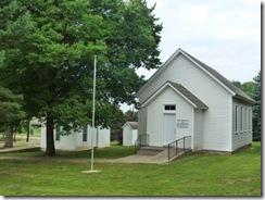 Rural school museum