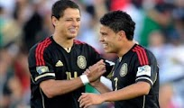 Eliminatorias Brasil 2014: Lista Convocados Mexico Serbia Amistoso