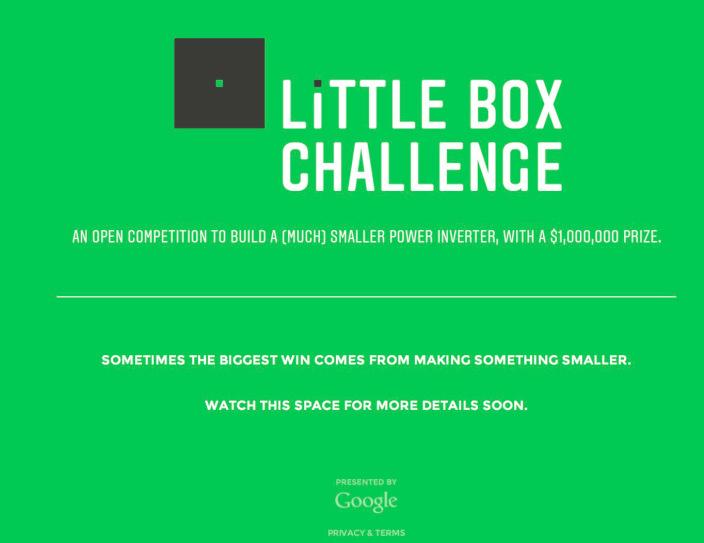 LittleBoxChallenge