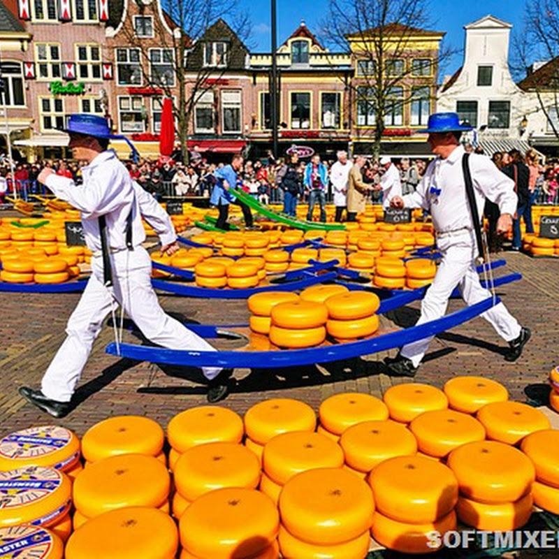 Что бесплатно в Голландии?
