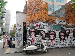 korea seoul hongdae short rent 2room house