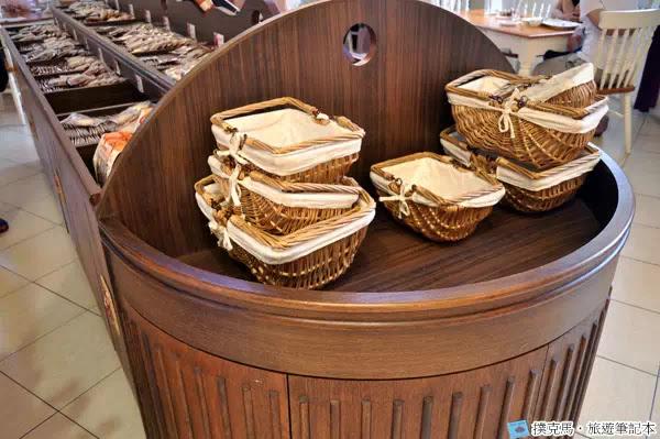 富林園洋菓子餅乾專用提籃