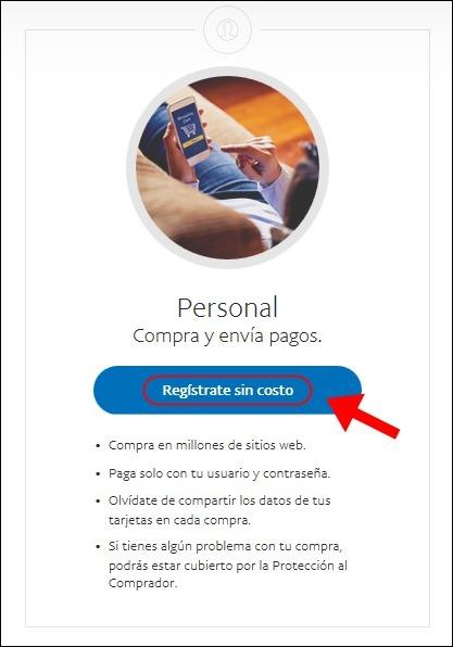 Abrir mi cuenta Paypal - 552