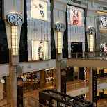 Taipei 101 shopping mall in Taipei, T'ai-pei county, Taiwan
