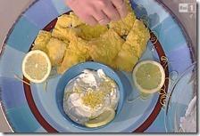 Frittelle di baccalà con salsa allo yogurt