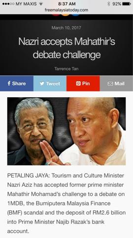 shahbudin dot   nazri setuju debat dengan tun m tapi
