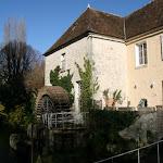Canal du Loing : moulin