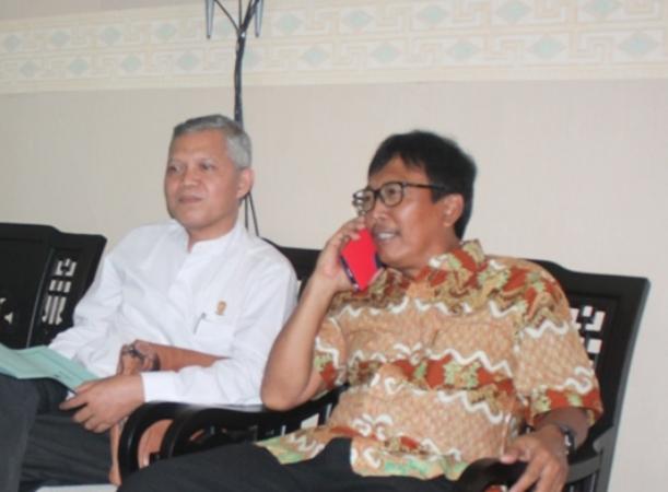 DPPKA Ngawi marah lantaran lemah pihak Desa dalam penyerapan ADD