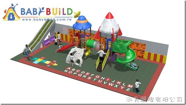 新北市新店區北新國民小學105年度幼兒園遊戲設施與鋪墊更新採購案
