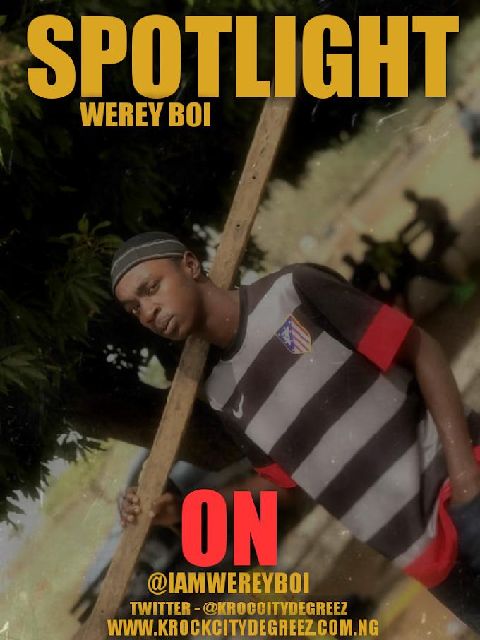"SPOTLIGHT: Meet Kaduna Based Content Creator/Online Comedian ""WereyBoi"""