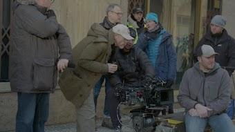 """Behind the Scenes with Geoffrey Rush (""""Albert Einstein"""")"""
