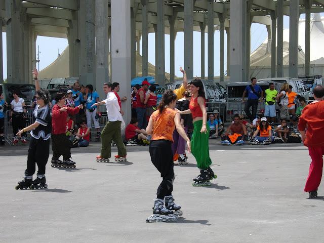 Festa de la bici i els patins 2009 - DSC05861.JPG