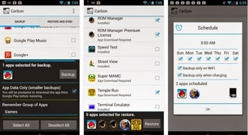 backup dan save data game Android tanpa root Cara Backup Data Game Android Tanpa Root