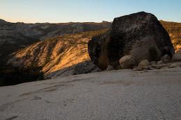 Top of the Grey Peak Fork