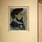 Musée Claude Debussy : portrait du compositeur